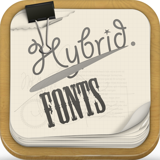 Hybrid Fonts - ⓒⓞⓞⓛ Font FX Maker for Messages,Texts