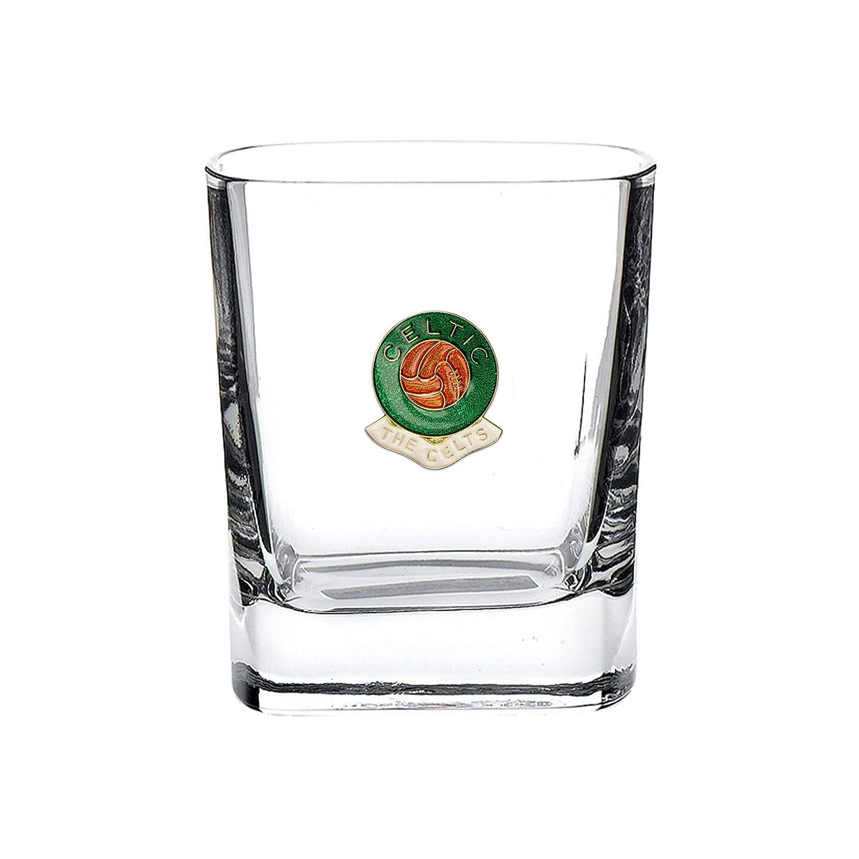 Glasgow Celtic football club mixer glass Knight