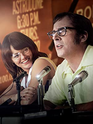 Battle of the sexes amazon release date