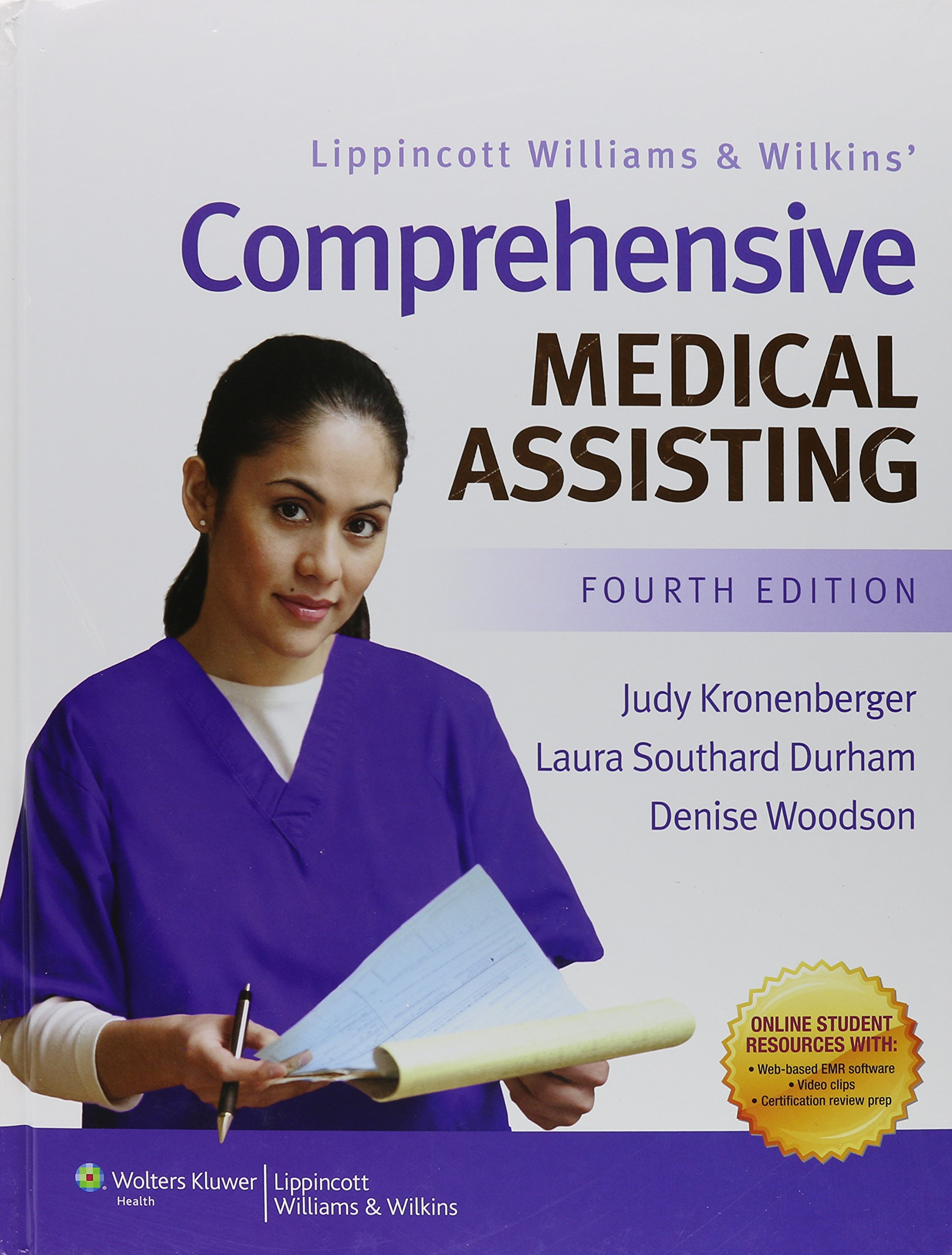 Lippincott Williams & Wilkins' Comprehensive Medical Assisting Book, Study Guide, and Lippincott Williams & Wilkins' Pocket Guide to Medical Assisting Package