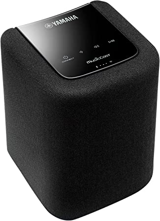 Yamaha MusicCast WX-010 Wireless Speaker with Bluetooth White