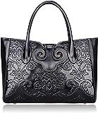 Pijushi Floral Handbag Womens Designer Bag Ladies Shoudler Handbags Top Handle 91776