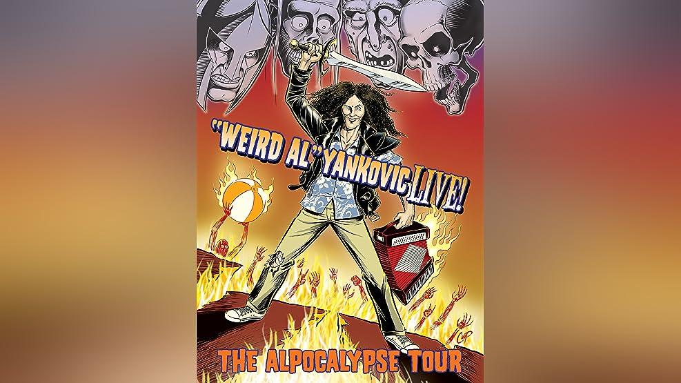"""Weird Al"" Yankovic Live!: The Alpocalypse Tour"