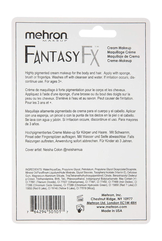Amazon.com: Mehron Makeup Fantasy F/X Pintura a base de agua ...