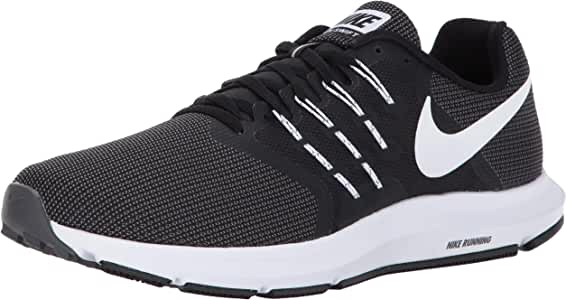 Nike Run Swift, Zapatillas de Trail Running para Hombre, Negro (Black/White/Dark Grey 001), 41 EU: Amazon.es: Zapatos y complementos