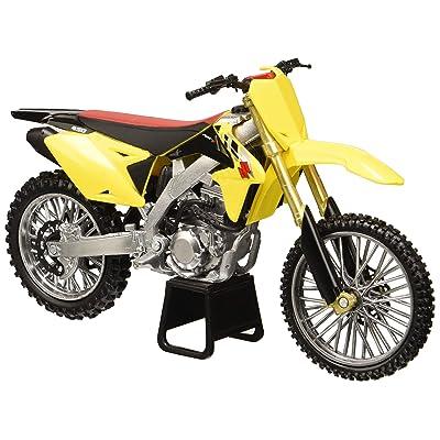 "New Ray 57703 ""Yamaha YZ450F 2015"" Model Motocross: Toys & Games"