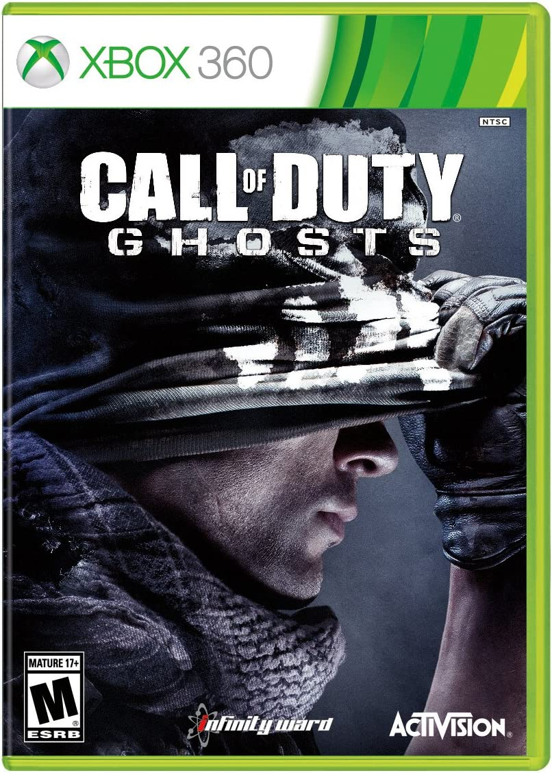 Amazon.com: Call of Duty: Ghosts - Xbox 360: Activision Inc: Video ...