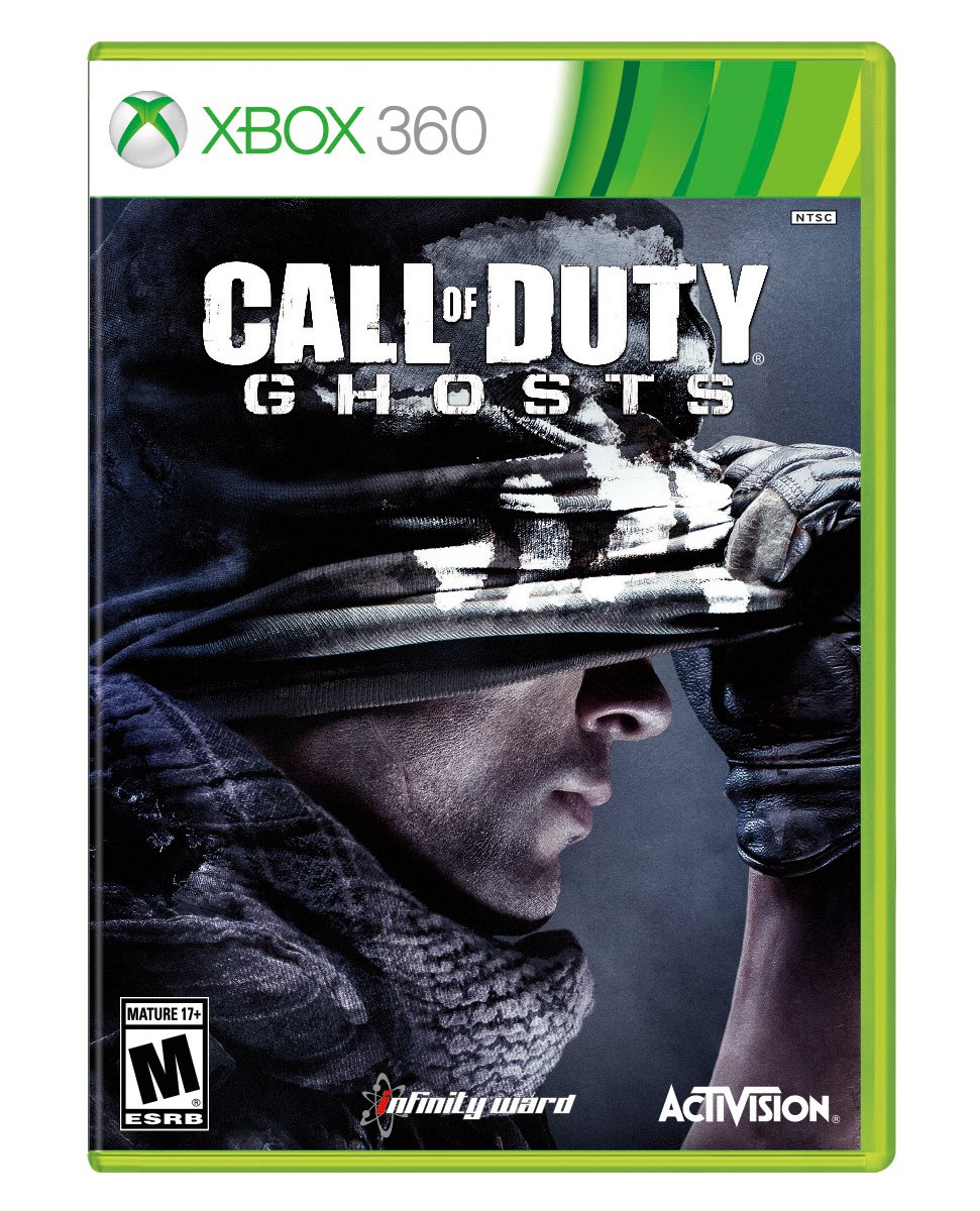 Amazon Com Call Of Duty Ghosts Xbox 360 Activision Inc Video