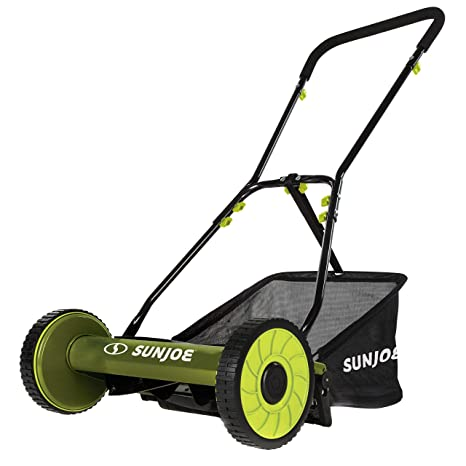 Amazon.com: Sun Joe mj500 m MOW Joe 16-Inch Tambor ...