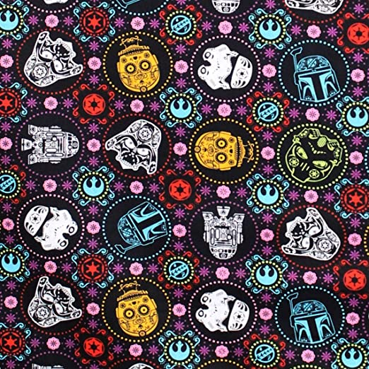 Halloween Custom Knit Fabric By The Yard by Half the Yard