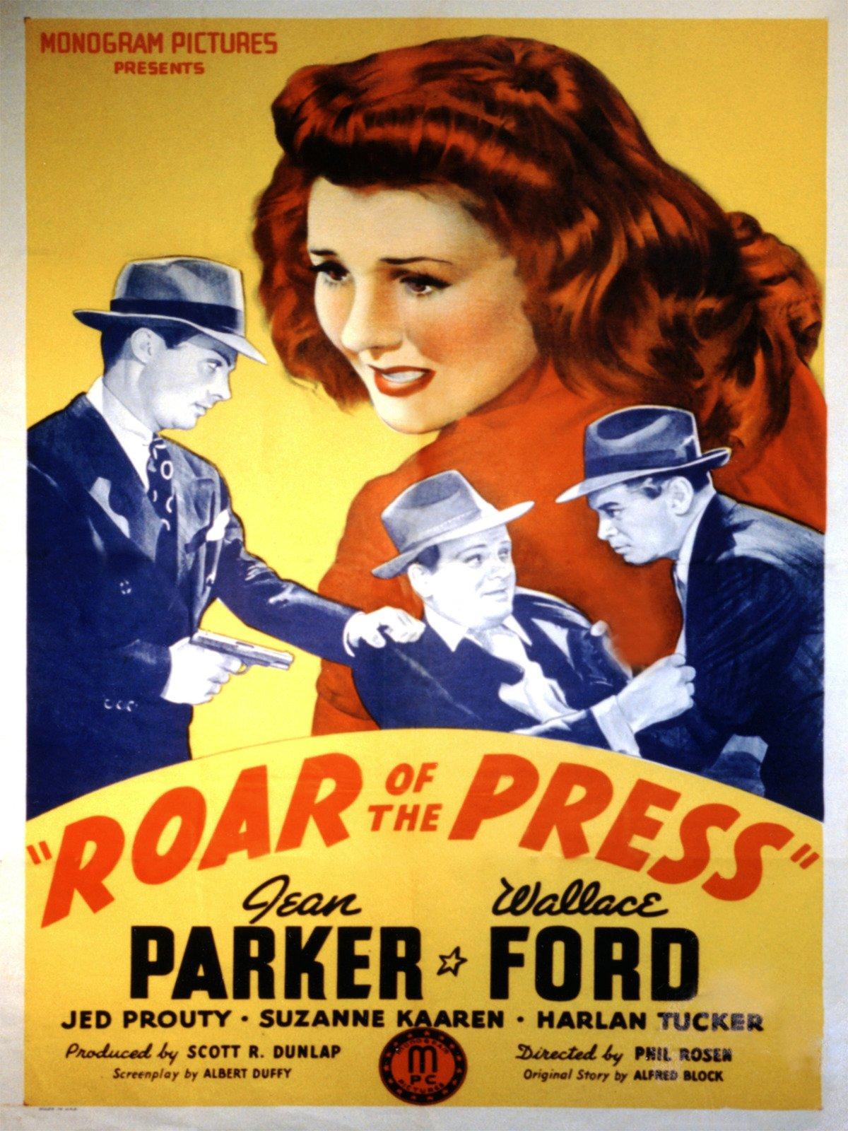 Roar of the Press on Amazon Prime Video UK