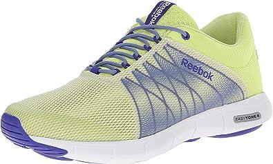f710f17b437 Reebok Easytone 6 Fly II Womens Walking Shoe  Amazon.co.uk  Shoes   Bags