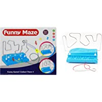 Fusine™ Electric Funny Steel Molded Musical Maze for Baby & Kids