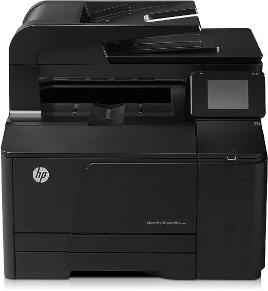 179 opinioni per HP LaserJet Pro 200 M276nw Stampante Multifunzione a Colori, Nero/Antracite
