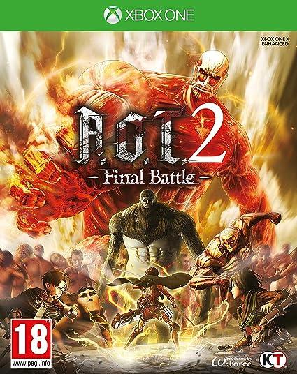 A.O.T. 2: Final Battle - Xbox One: Amazon.es: Videojuegos