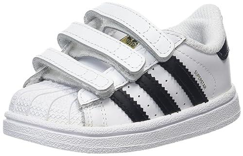 cf88ac9afa02b adidas Originals Superstar Cf I Shoes 6.5 M US Toddler Ftwwht cblack ftwwht