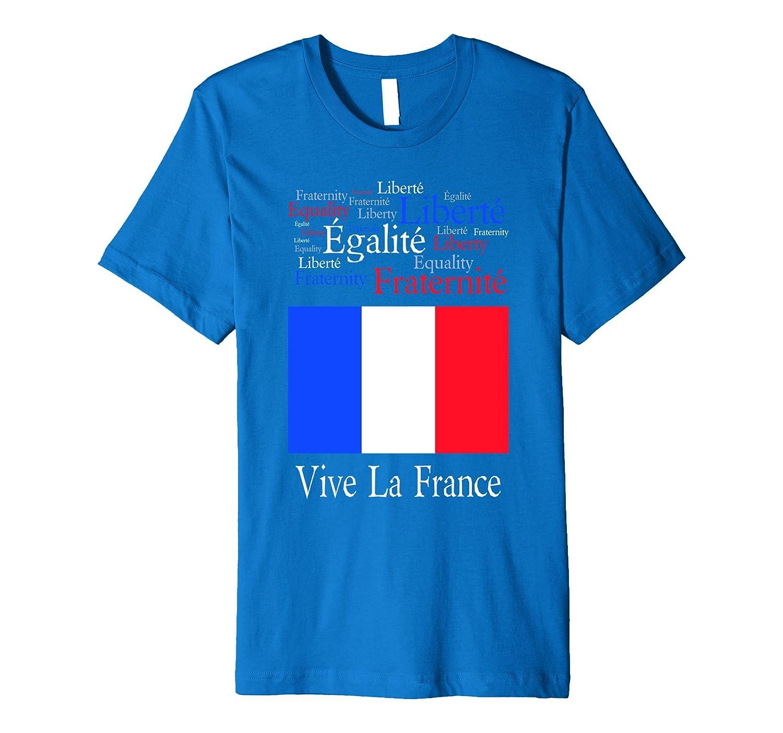 French Patriotic Bastille Day 14 Juillet T-Shirt
