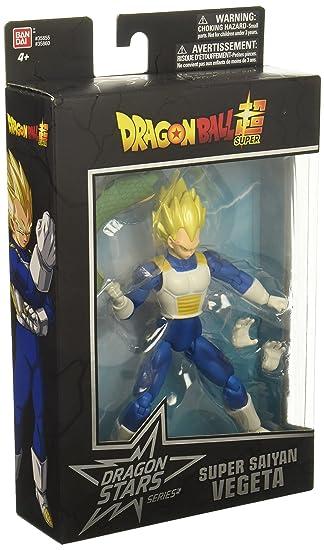 "Bandai Dragon Ball Stars Dragonball /""Super Saiyan Future Trunks/"" Action Figure"