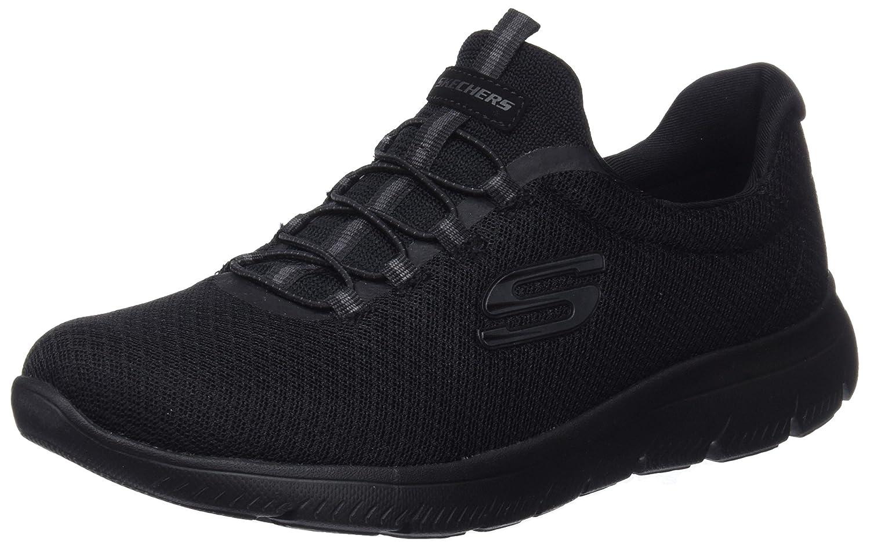 Skechers Summits, Zapatillas para Mujer 36 EU|Negro (Black)