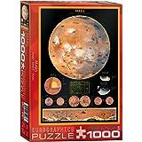 Eurographics Mars Puzzle (1000 Pieces)