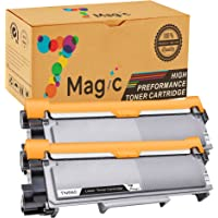 2-Pack 7Magic TN660 TN630 Compatible Brother Toner Cartridges