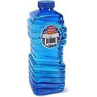 Kidzlane Bubble Solution Refill 67.63 oz   Large, Easy-Grip Bottle for Bubble Guns, Wands, Bubble Machines   67.63 Oz.