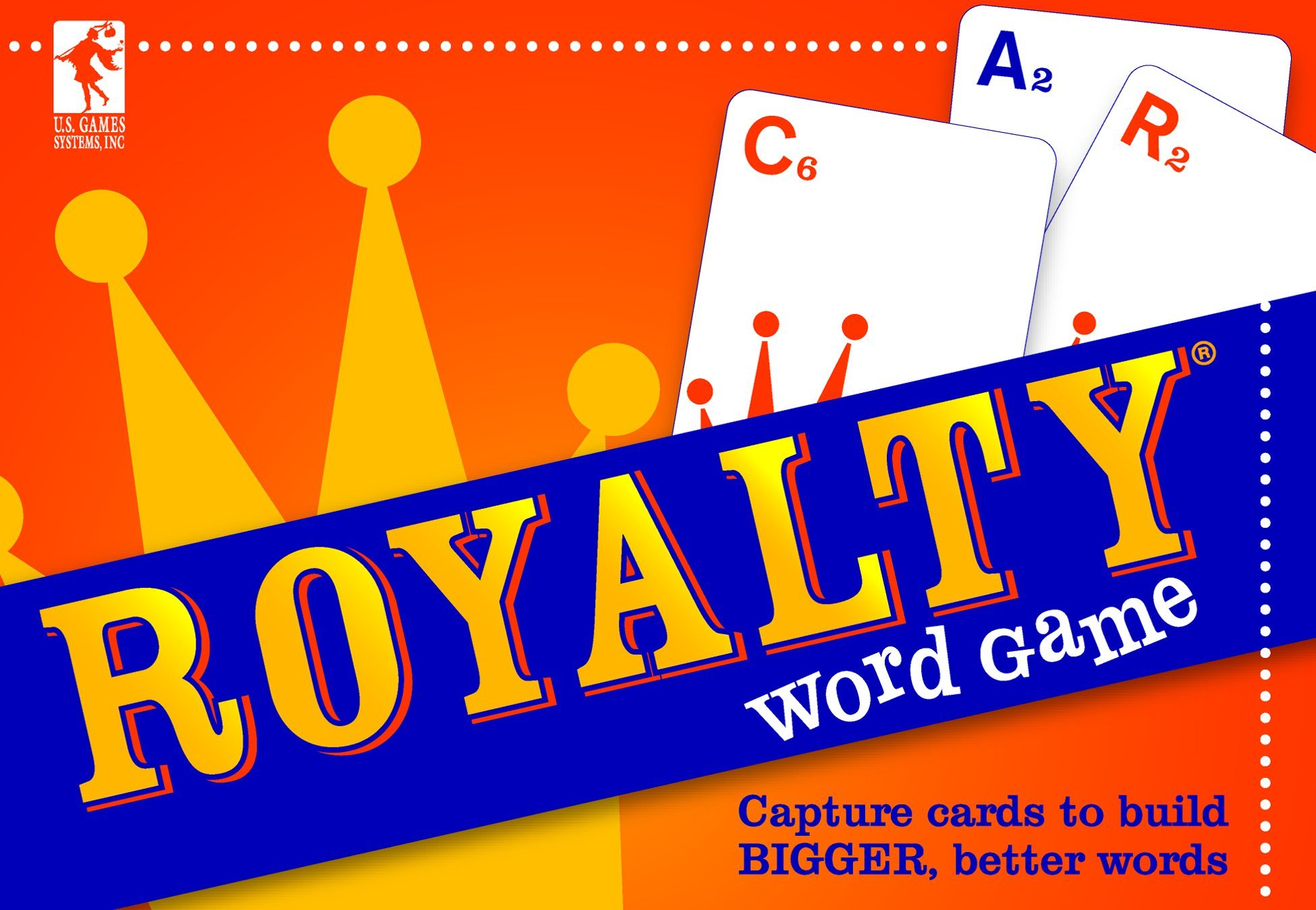 Royalty Word-Building, Word-Capturing Card Game: Not Available ...