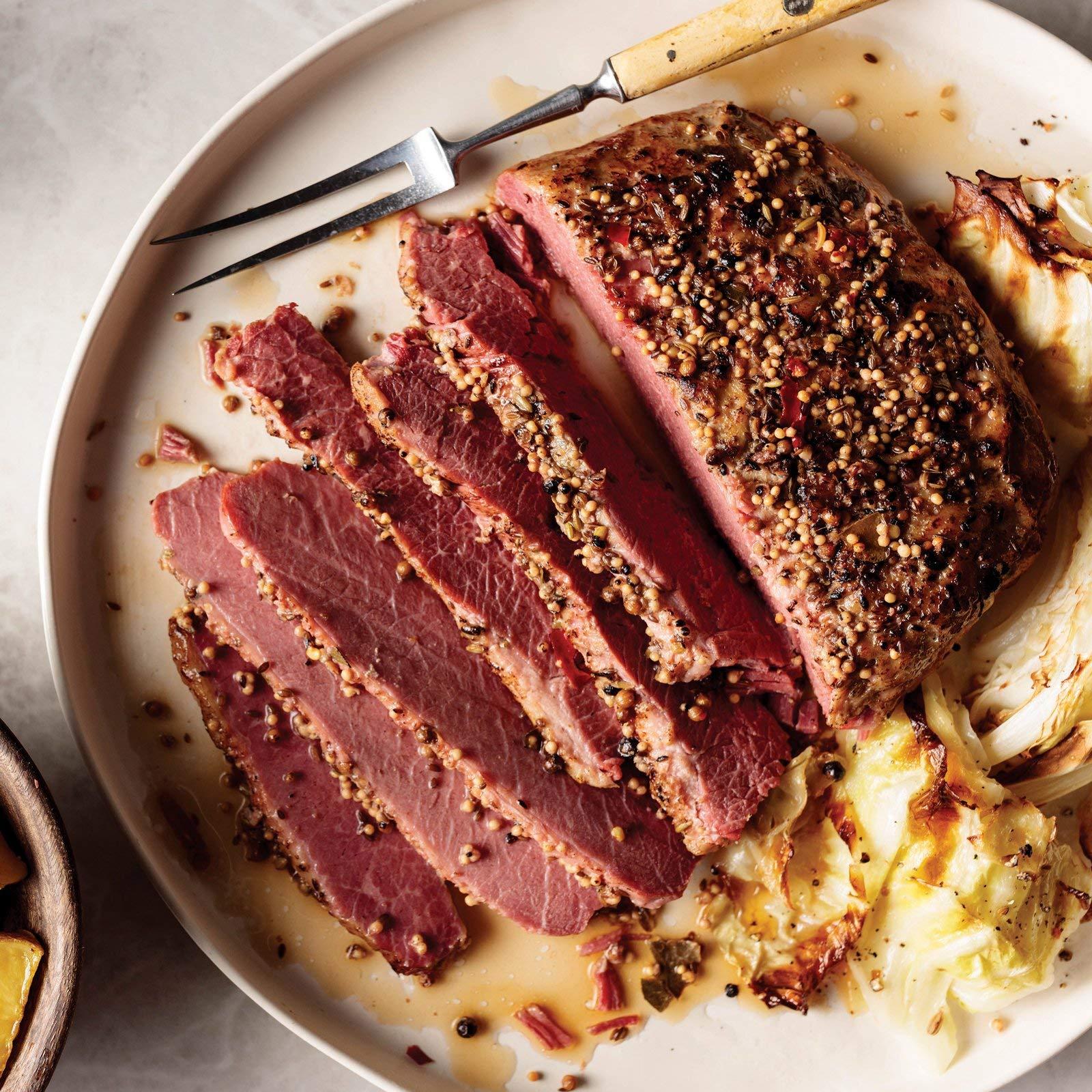 Omaha Steaks 1 (30 oz.) Rustic Corned Beef