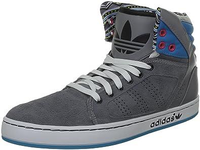 Adidas Originals Adi alto ext hombres Casual / Streetwear GRIS Talla: 6