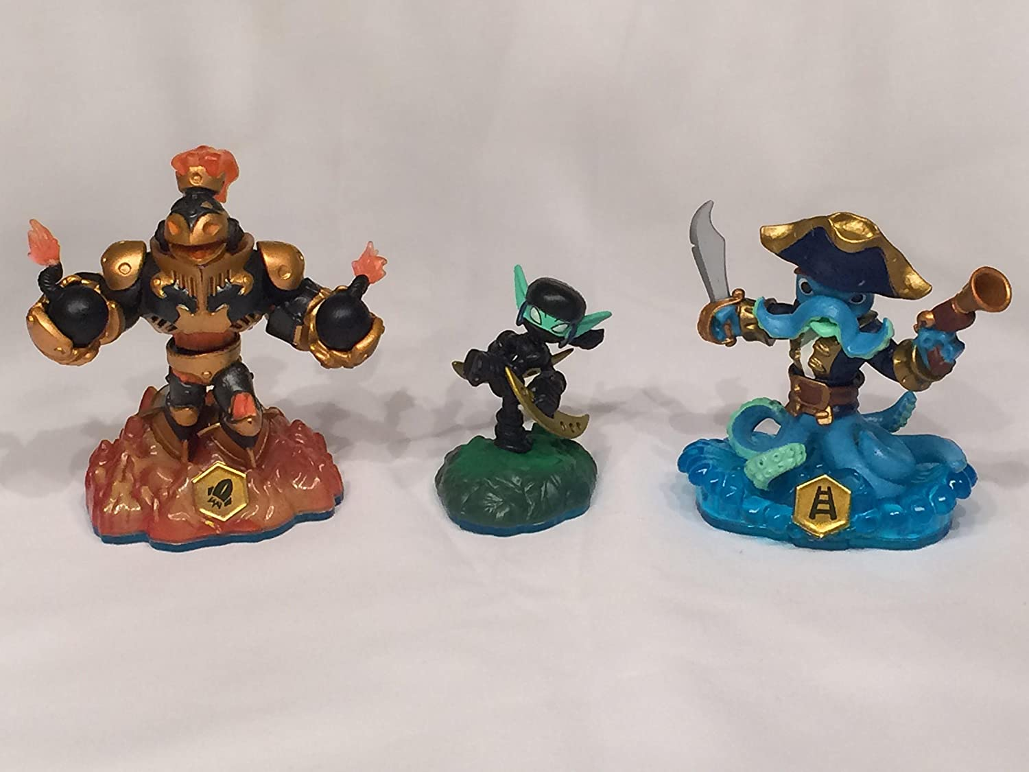 Amazon.com: Skylanders Swap Force LOOSE Blast Zone, Wash ...