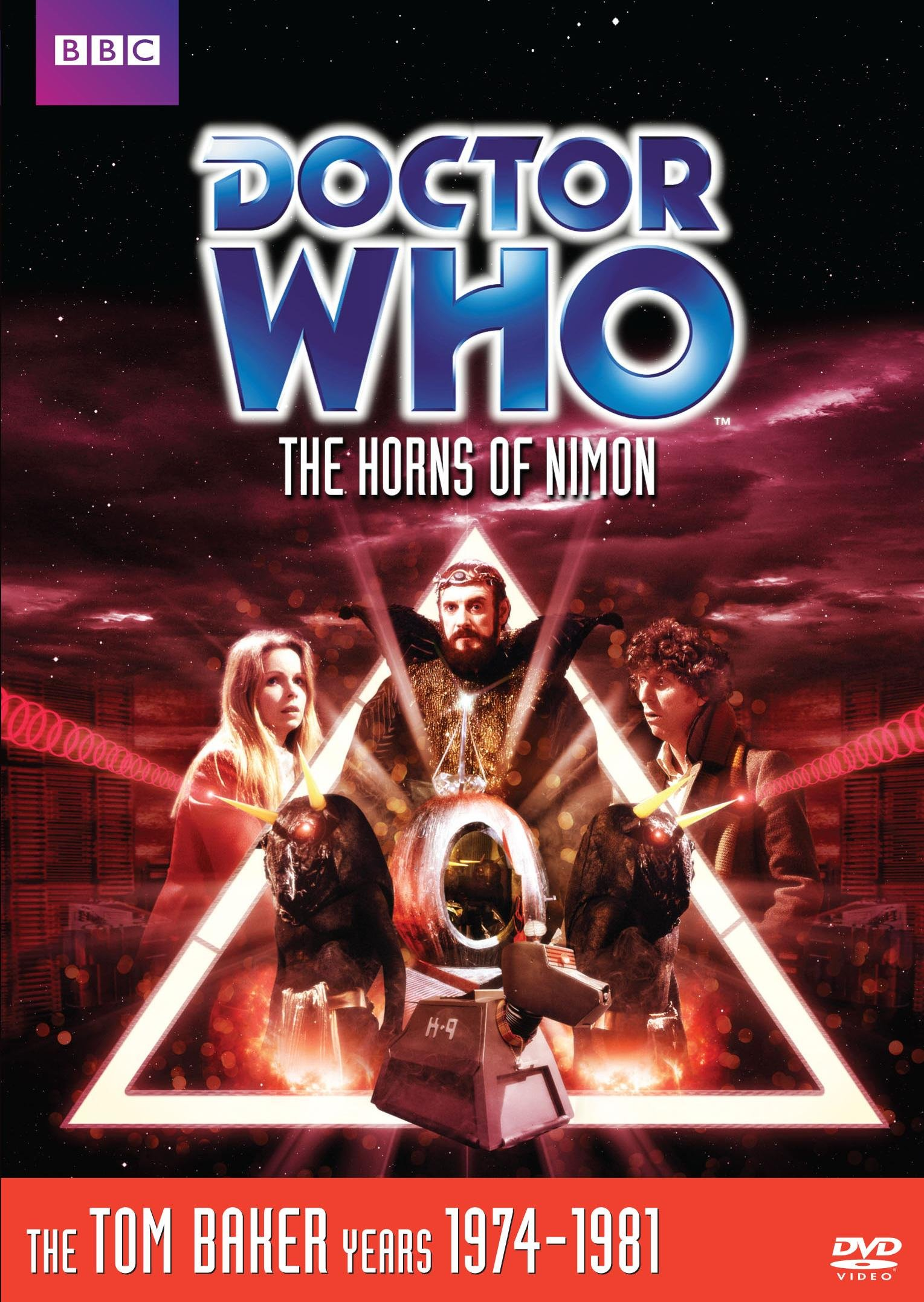Doctor Who: The Horns of Nimon (Story 108)