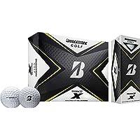 Bridgestone 2020 Tour B X Golf Balls 1 Dozen White