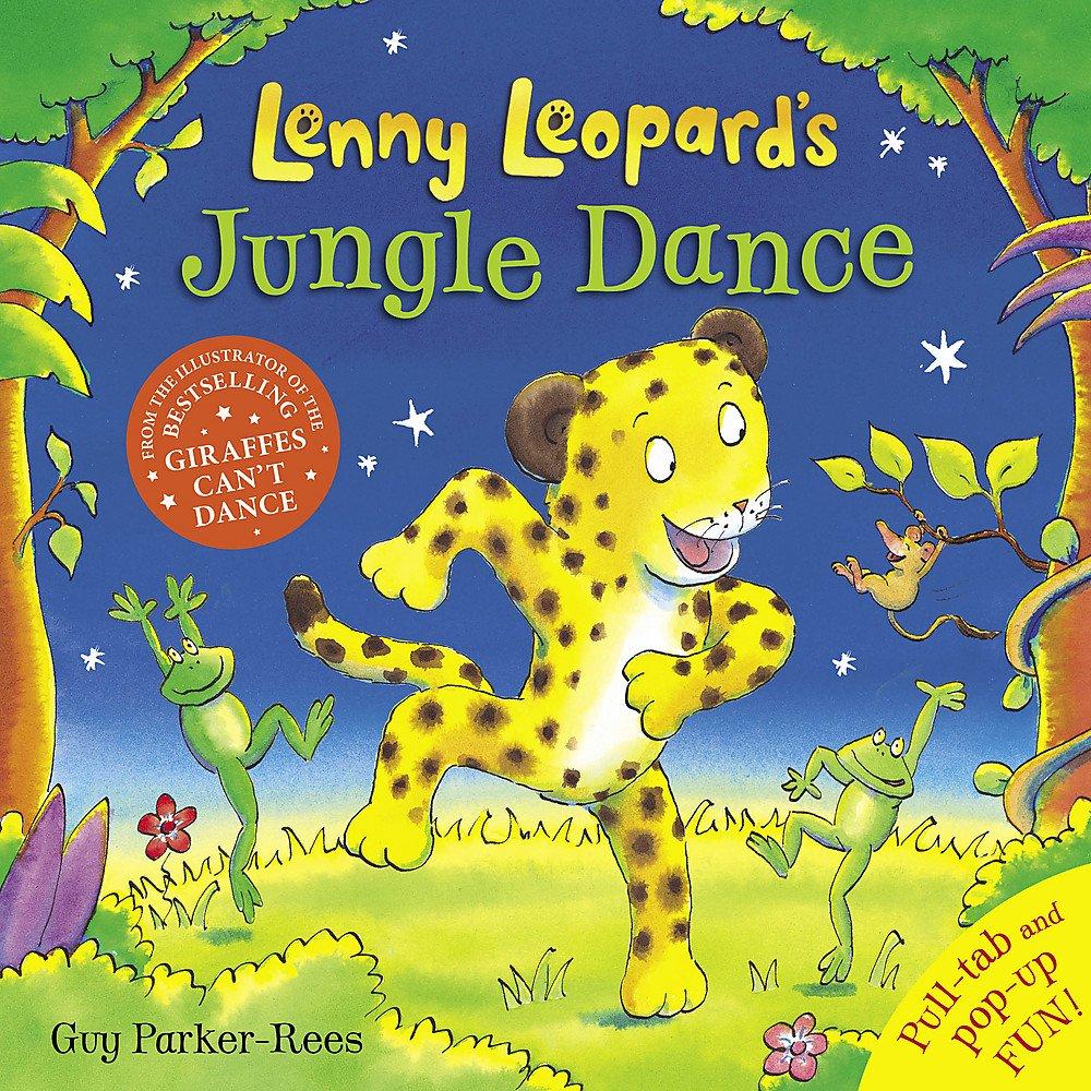 Download Lenny Leopard's Jungle Dance pdf