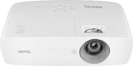 BenQ W1090 Proyector 1080P (modo Deporte, pantalla grande de 100 ...
