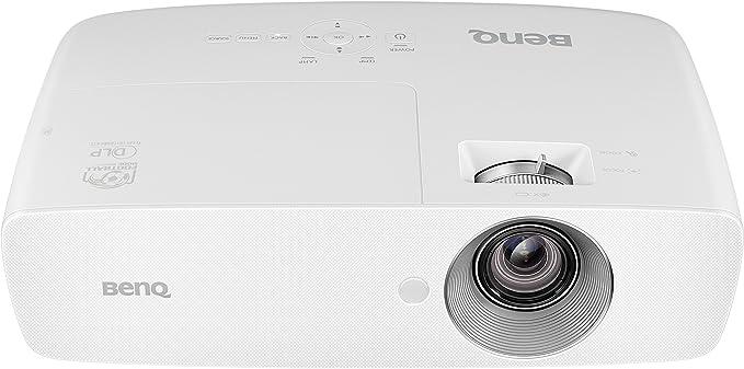BenQ W1090 Proyector 1080P (modo Deporte, pantalla grande de 100