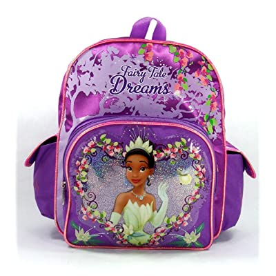 "Disney Princess and the Frog - Evening Star 12"" Toddler Backpack: Clothing"
