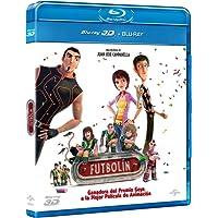 Futbolín (BD + BD 3D) [Blu-ray]