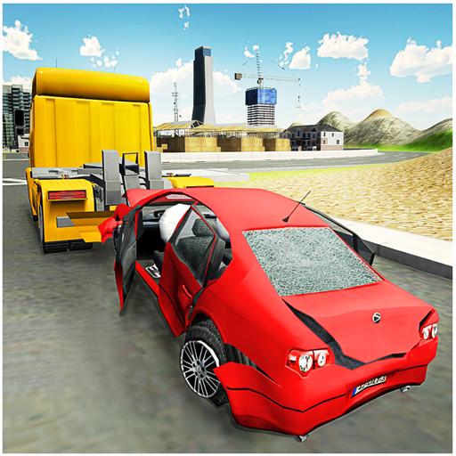 (Car Tow Truck Driver Simulator 3D 2016)