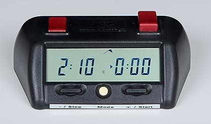 DICHESS XT Reloj digital de Ajedrez, homologado para torneos oficiales. Incluye los nuevos modos