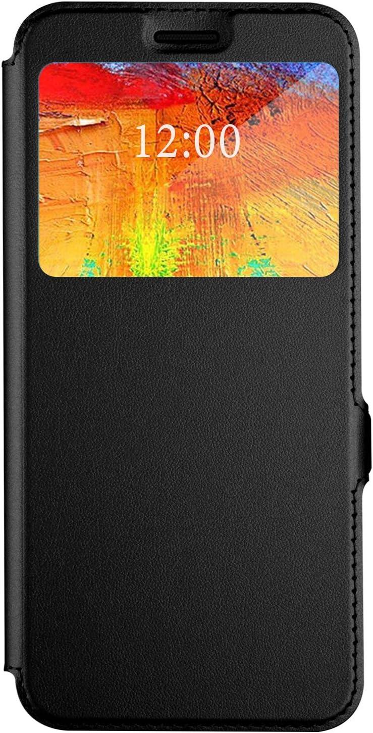 iBetter Funda Leagoo S8 Pro, Slim Flip Cover Carcasa Cubierta de ...