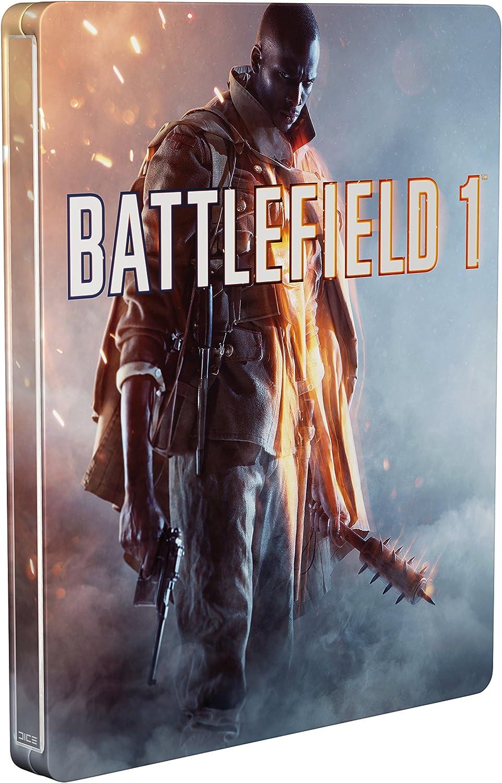 Steelbook Battlefield 1 (exclusivo Amazon): Amazon.es: Videojuegos