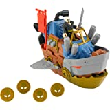 Fisher-Price Imaginext Pirate Shark Boat