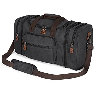 best Plambag Unisex Canvas Duffel reviews