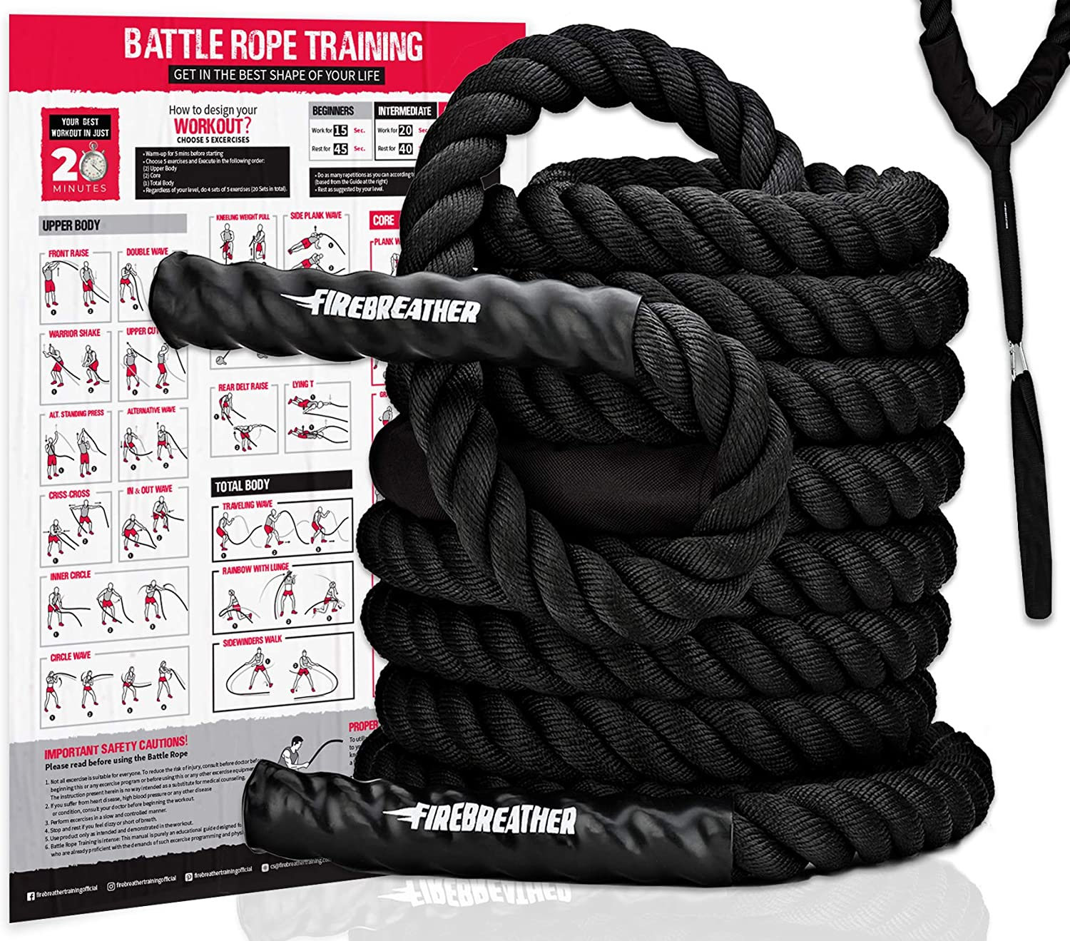 Top 10 Best Workout Ropes Buying Guide 9