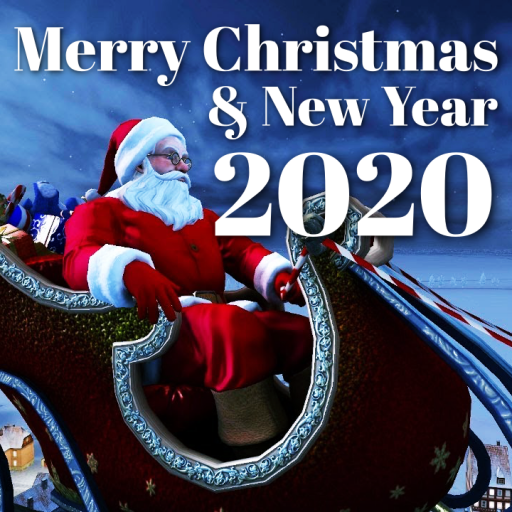 Deseos de Feliz Navidad y Feliz Año Nuevo 2020: Amazon.es