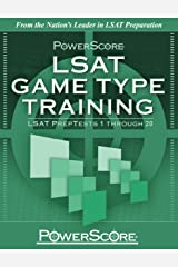 PowerScore's LSAT Logic Games: Game Type Training (Volume 1) (Powerscore Test Preparation) Paperback