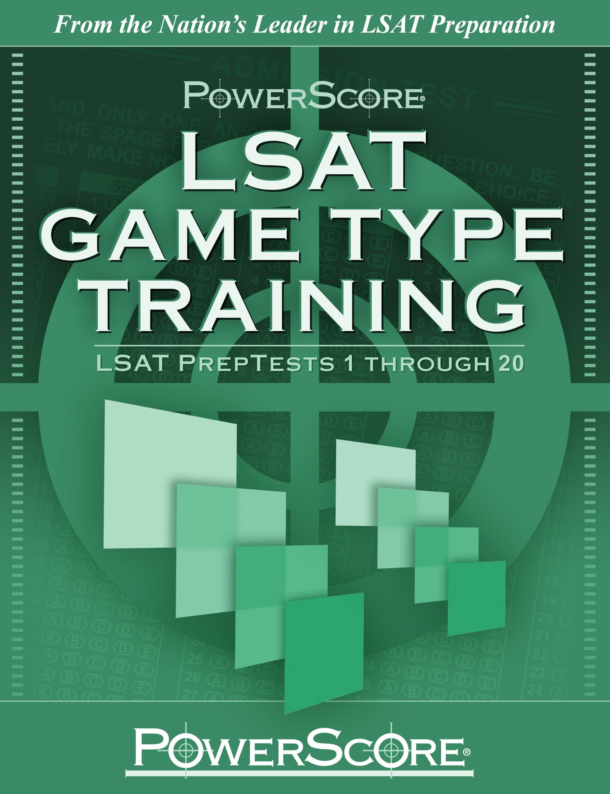 Buy LSAT Game Type Training: LSAT Preptests 1 Through 20 (Powerscore Test  Preparation) Book Online at Low Prices in India | LSAT Game Type Training:  LSAT ...