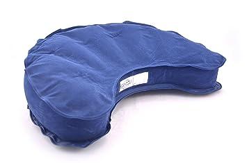 Samten Meditation Cushion Inflatable Travel Meditation Cushion Moon