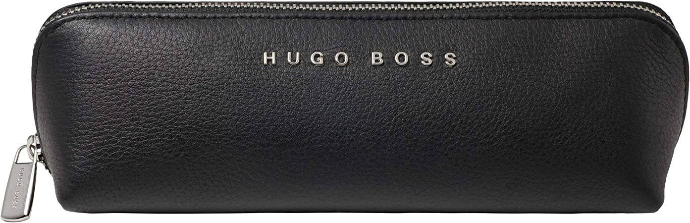Hugo Boss Storyline - Estuche para lápices, 21 cm, Color Negro: Amazon.es: Equipaje