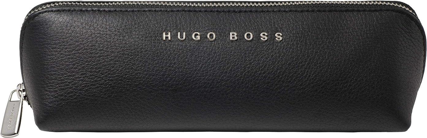 Hugo Boss Storyline - Estuche para lápices, 21 cm, Color Negro: Amazon.es: Equipaje